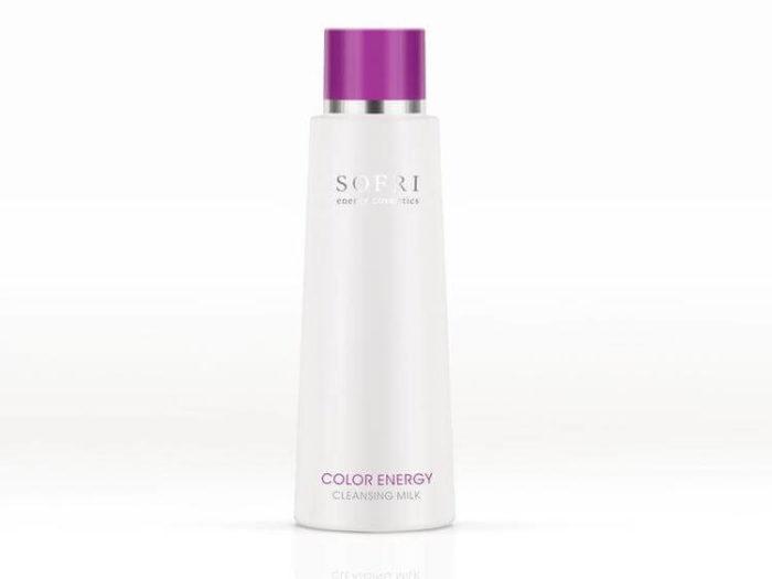 Sofri Mleczko Oczyszczające Fioletowe (Color Energy Cleansing Milk)