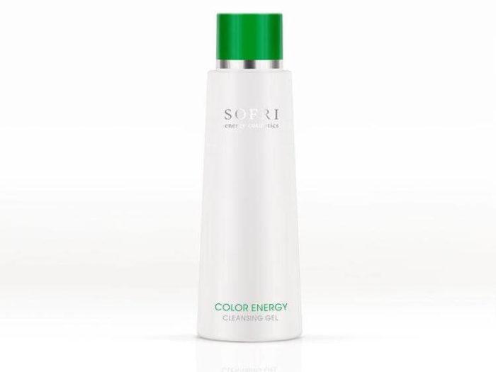 Sofri Żel Oczyszczający Zielony (Color Energy Clensing Gel)