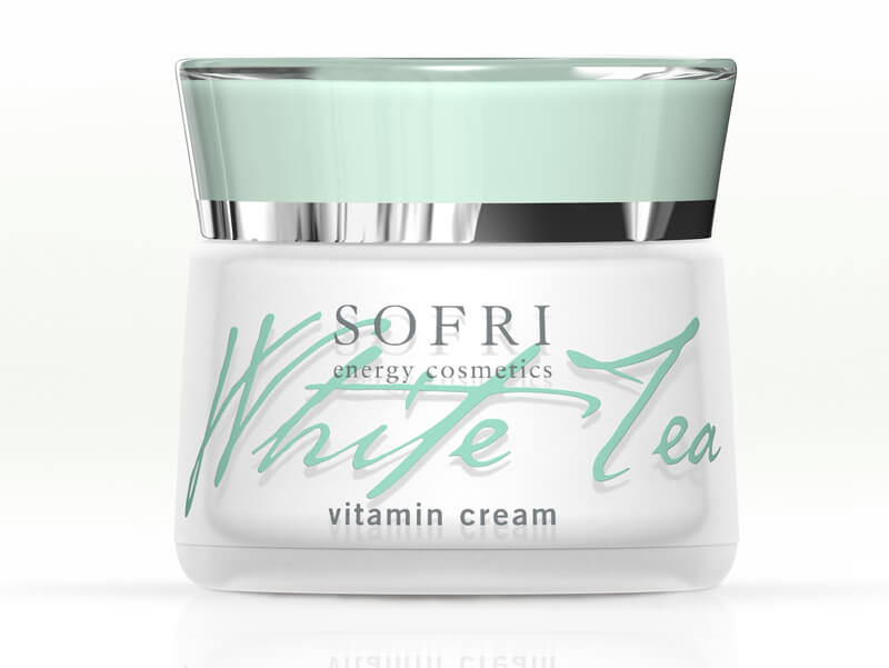 Sofri Krem Z Witaminami Z Białej Herbaty (White Tea Vitamin Cream)