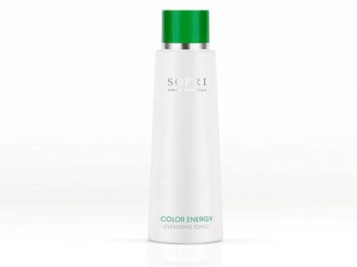 Sofri Tonik Do Twarzy Zielony (Color Energy Cleansin Tonic)